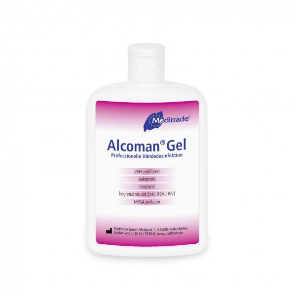 Alcoman Händedesinfektion 150 ml Flasche