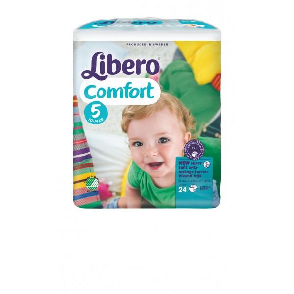 Libero Comfort Maxi Plus Gr. 5