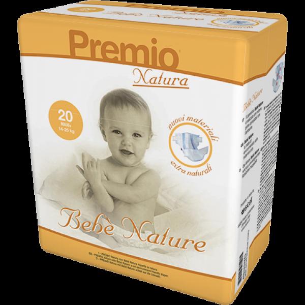 Premio Bebè Nature Babywindel Maxi Plus