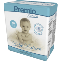 Premio Bebè Nature Babywindel Junior