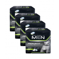 TENA Men Premium Fit Protective Underwear Level 4 Gr. L