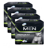 TENA Men Premium Fit Protective Underwear Level 4 Gr. M